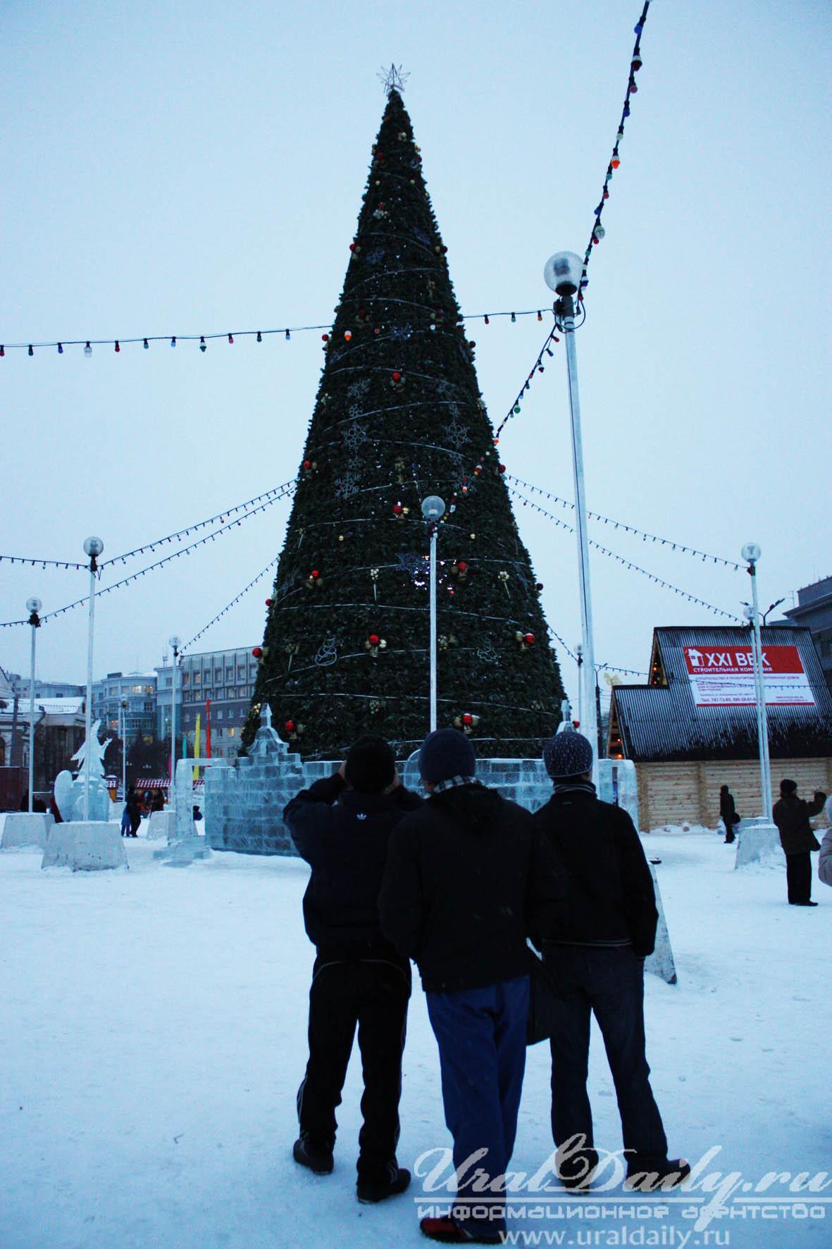 Новый год-2010