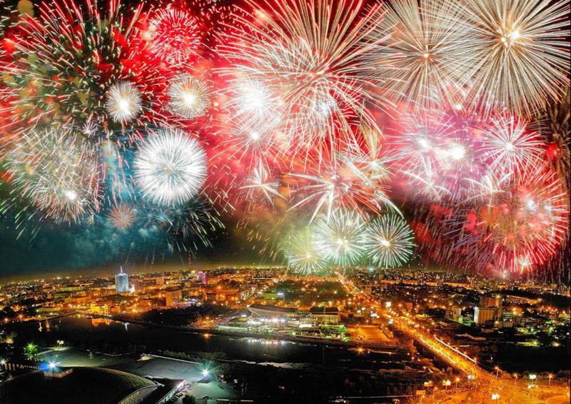 салют на день города 2016 москва где лучше смотреть
