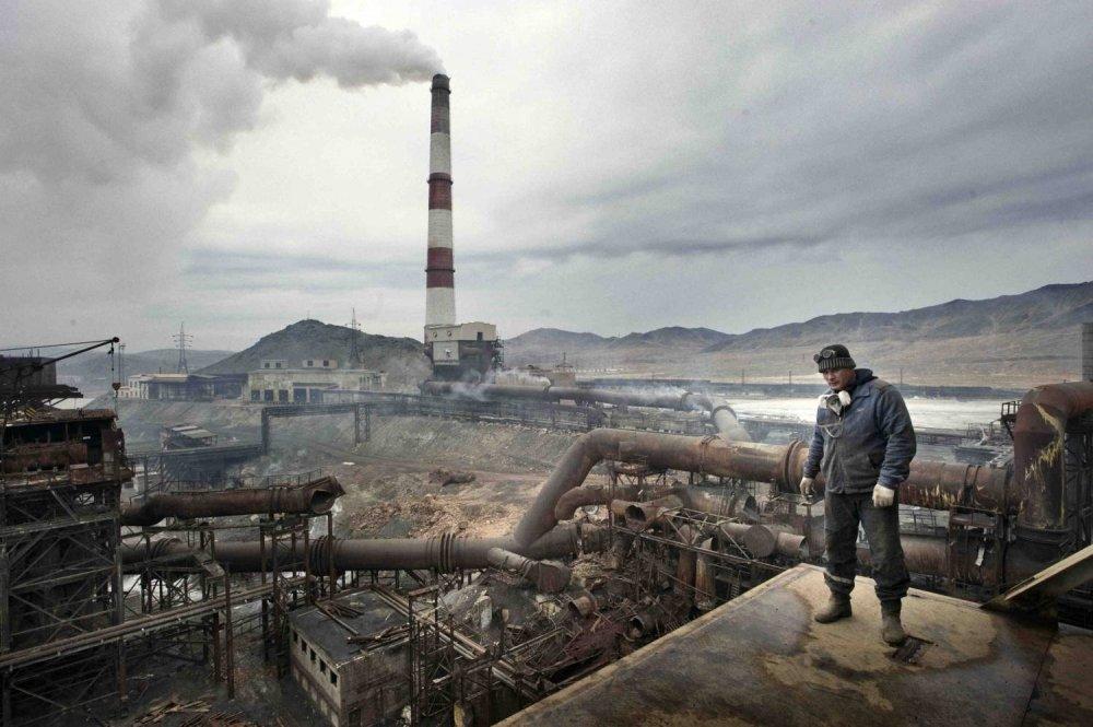 Челябинская область самая грязная в России