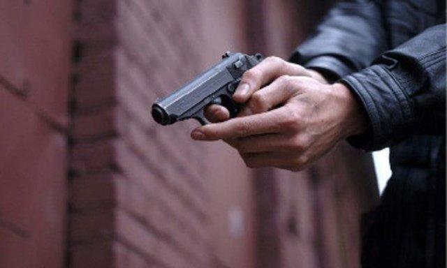 драка с оружием