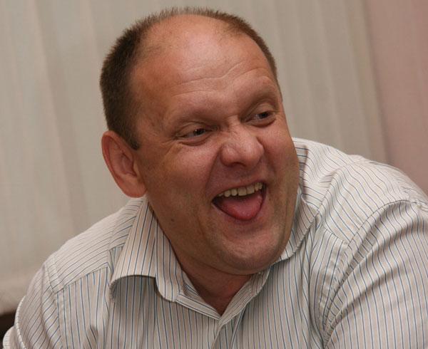 Юрий Серебренников министр спорта