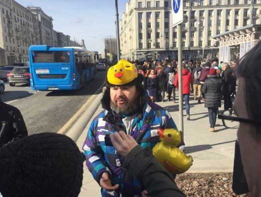 протесты оппозиции