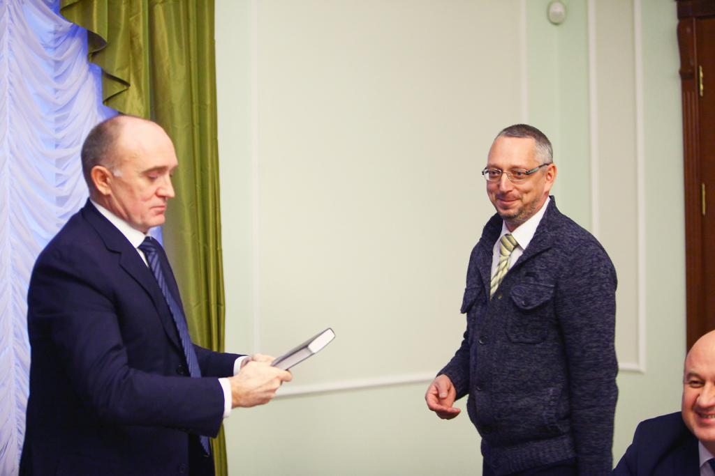 Василий Московец Челябинск