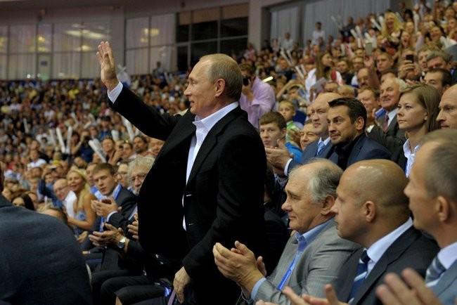 Владимир Путин нагрянет вЧелябинск