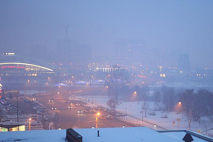 Челябинск задыхается от смога