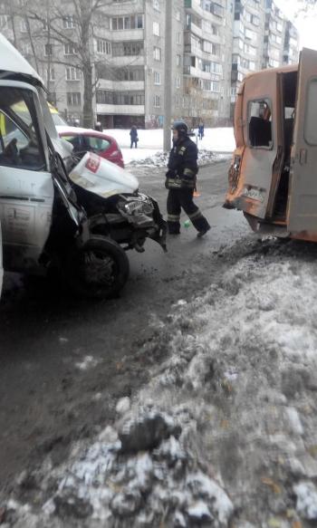 ДТП Челябинск 28 ноября 2016