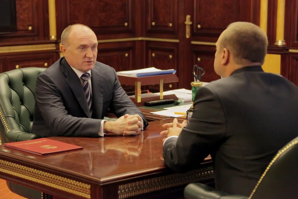 Андрей Сергеев Челябинск