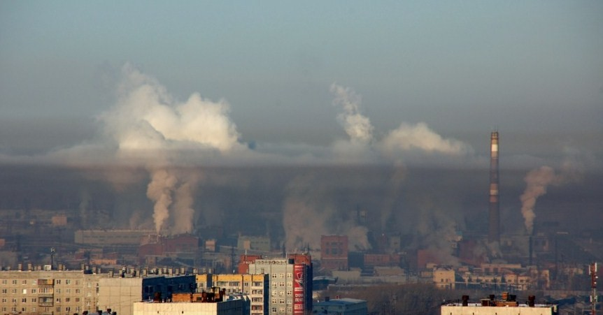 грязный Челябинск