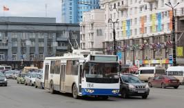 общественный транспорт Челябинска