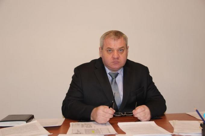 Олег Соловьёв зам главы администрации Чебаркуля