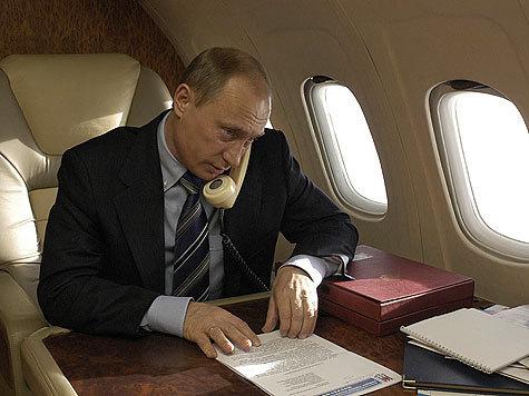 Путин позвонил