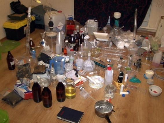 Незаконное изготовление наркотических средств есть если