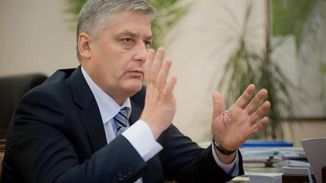 Иван Сеничев вице-губернатор Челябинской области