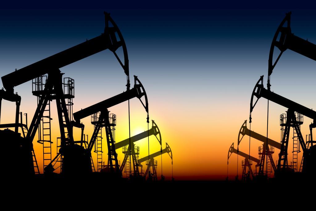 нефть черное золото