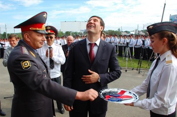 Михаил Юревич снялся свыборов в Государственную думу