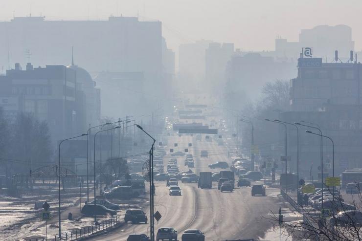 экология в Челябинске