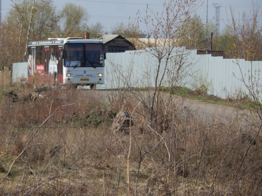автобус сад