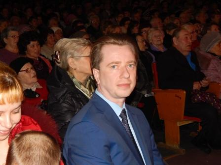 Владимир Бурматов депутат Госдумы