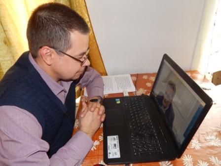 Андрей Корецкий журналист Челябинск