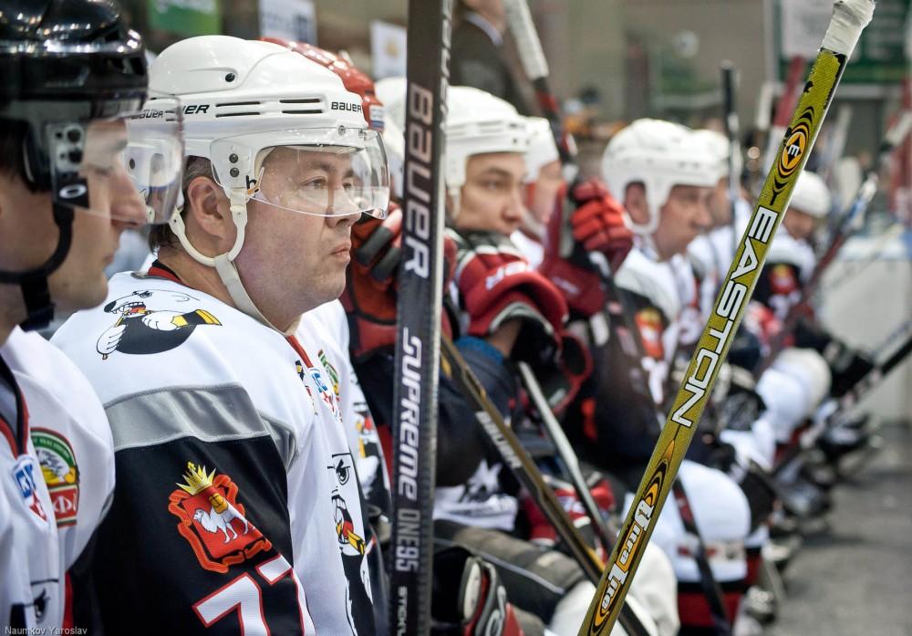 Станислав Мошаров хоккей Челябинск