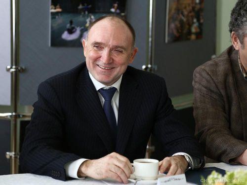Дубровский губернатор Челябинской области уходит