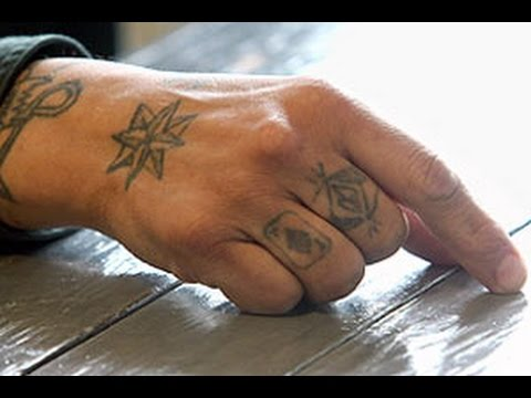 татуировки вора в законе