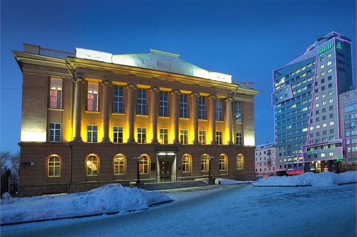 Челябинская публичная библиотека