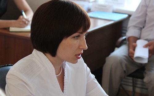 Надежда Рыльская КУИЗО Челябинск