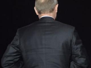 Путин коррупция