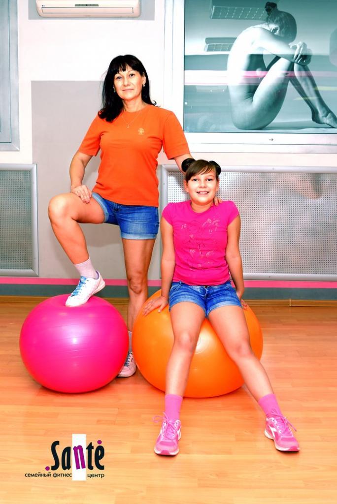 фитнес-центр SANTE