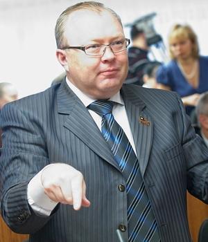 Сергей Евстигнеев депутат ЗСО Магнитогорск