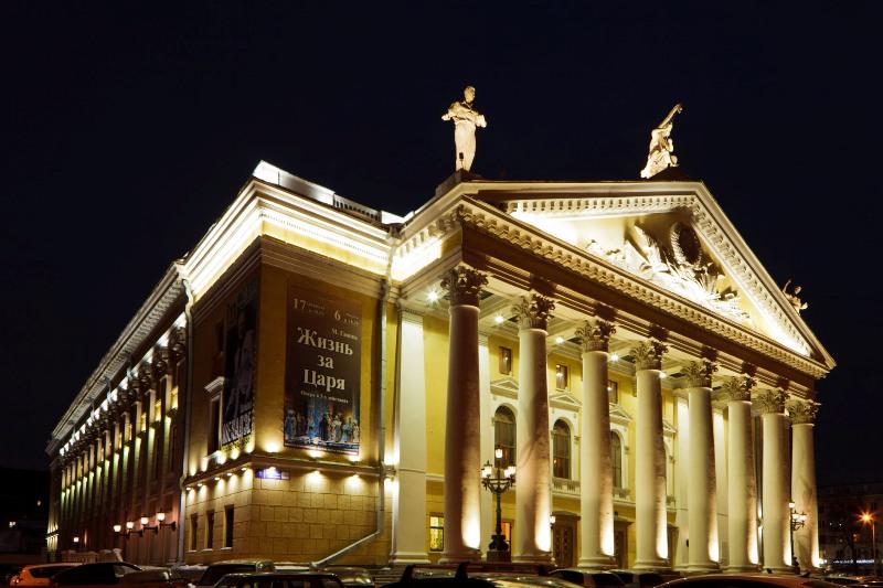 челябинский театр оперы и балета