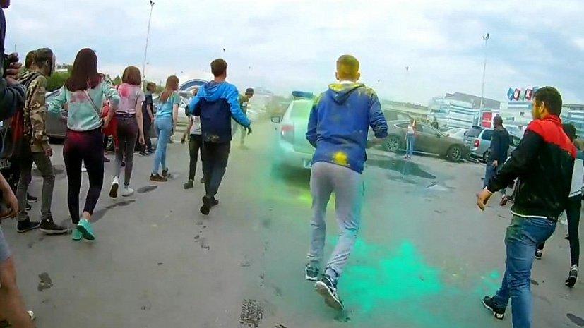 фестиваль красок 2017