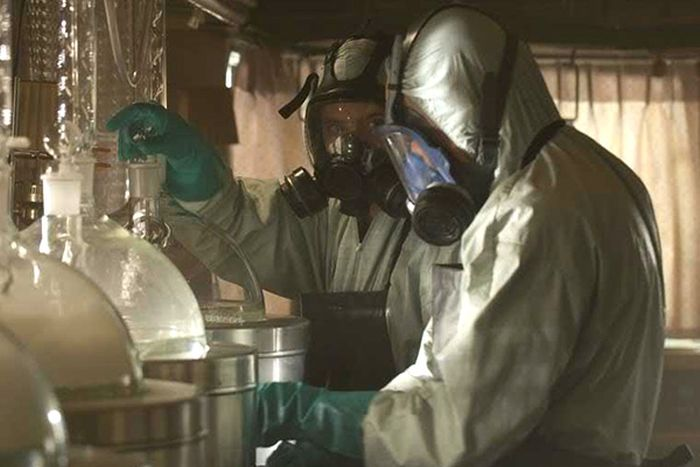 криминальная химия