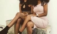красивые африканки