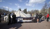 Марш памяти Немцова Челябинск
