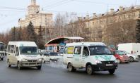 маршрутки в Челябинске