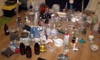 фабрика наркотиков