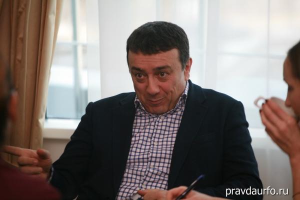 Парвиз Абдушукуров Фортум