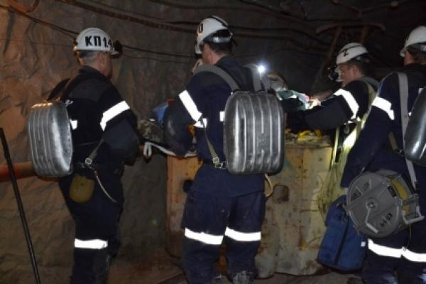 трагедия в шахте