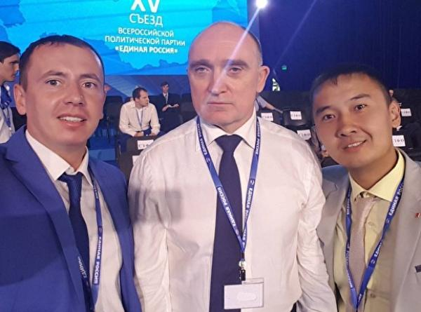Дубровский Борис Александрович губернатор Челябинской области