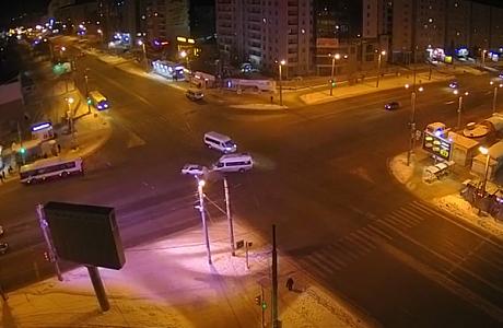ДТП Челябинск 21 ноября 2016