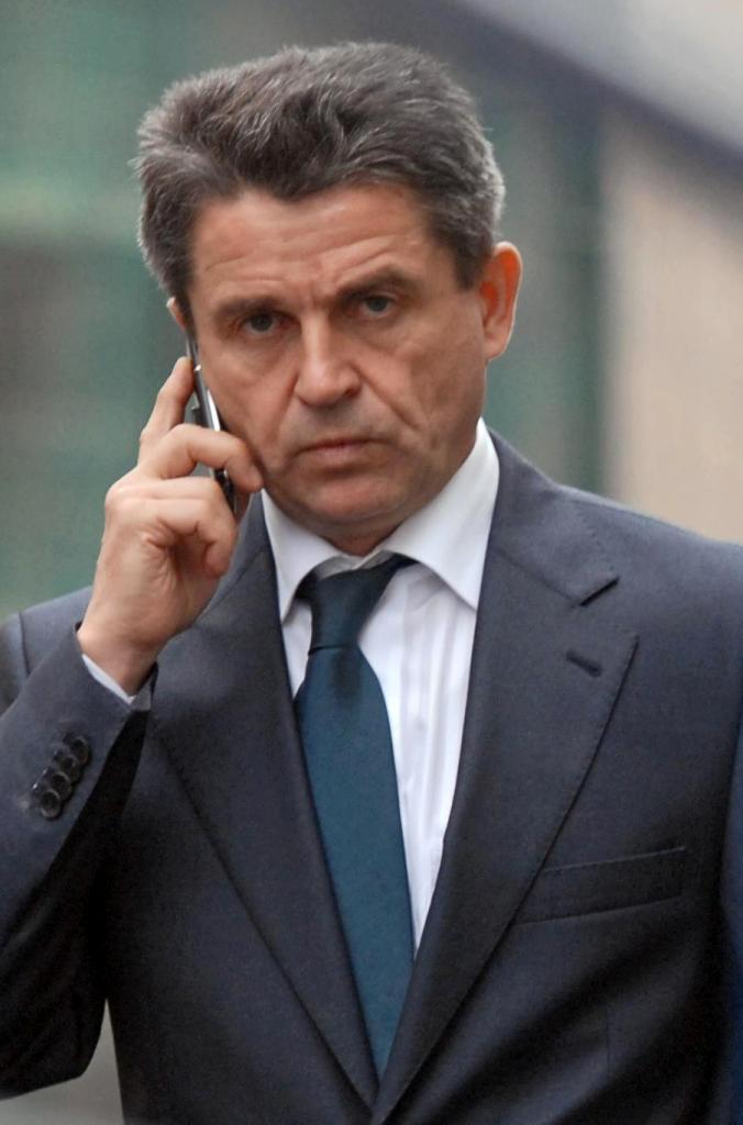Владимир Маркин СК РФ