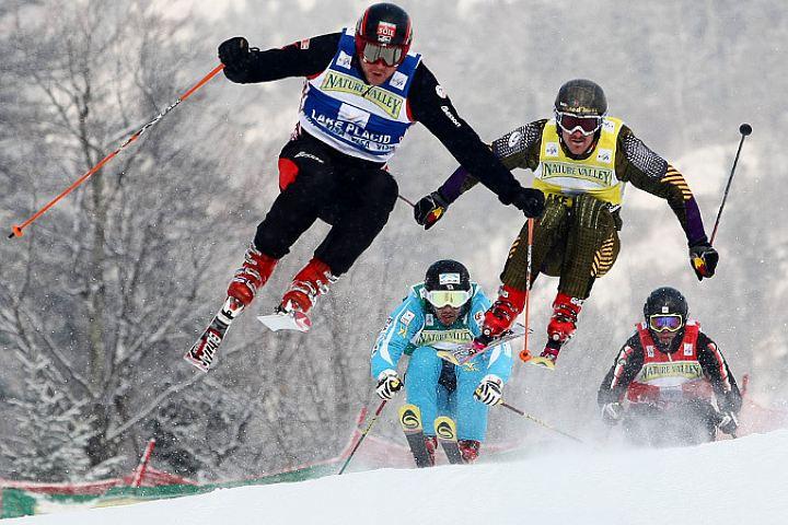 ски-кросс