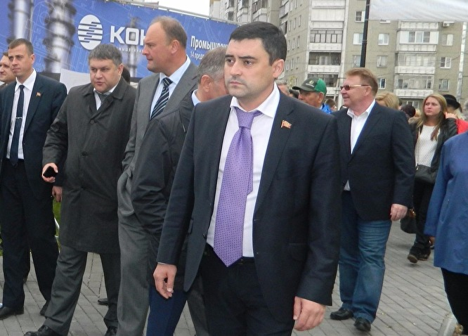 Леонид Вайндер депутат Ленинского района Челябинска