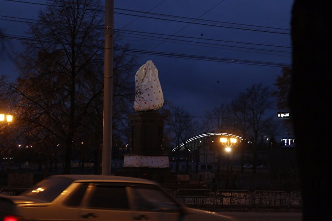 памятник Столыпину Челябинск