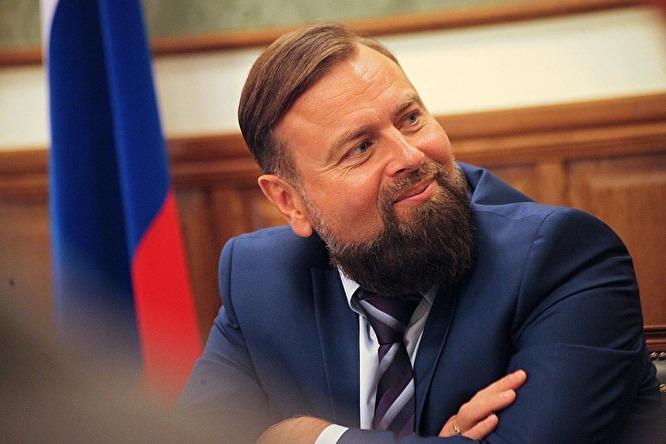 Евдокимов Вадим Михайлович заместитель губернатора Челябинской области